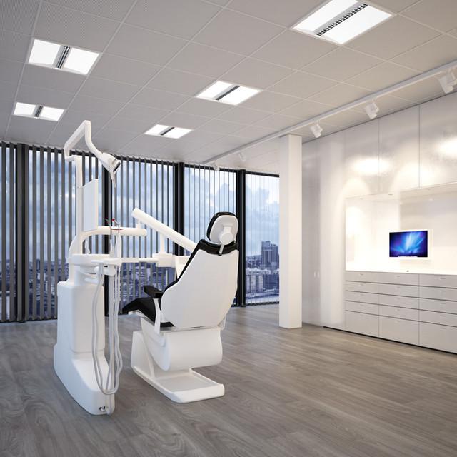 Serie Pure Elegance Medical Lighting bei Krafttec Germany.
