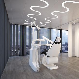 Medical Lighting mal anders und kreativ mit Pure Line von Krafttec Germany.
