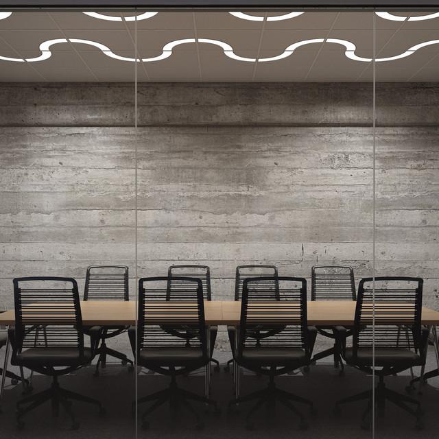 Serie Pure Line Showroom.