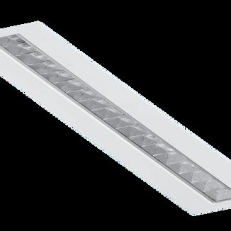 Serie Pure Line, Ausführung Linie mit Parabolraster.