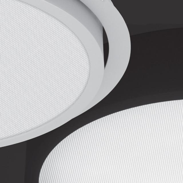 Serie Galaxy Pro als Einbau mit verstellbarem Einbaurahmen