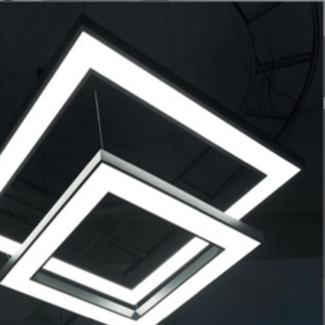 Lichtdesign mit Designerleuchten von Krafttec Medical Lighting. Made in Germany