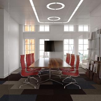 Werten Sie Ihren Besprechnungsraum auf mit unserem Pure Line Lichtsystem.