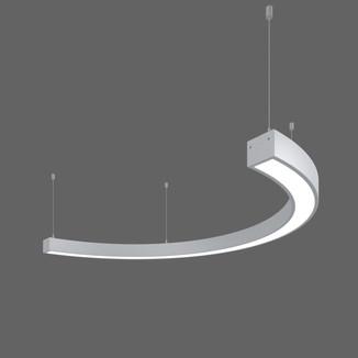 Serie Matrix Free, Halbkreis Durchmesser=1200mm