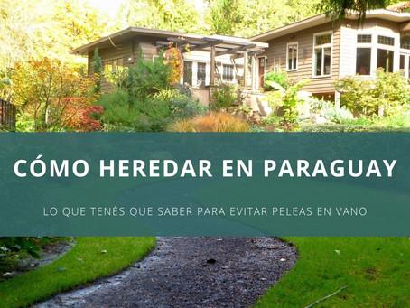 Cómo heredar en Paraguay: el abc que tenés que saber para evitar peleas en familia