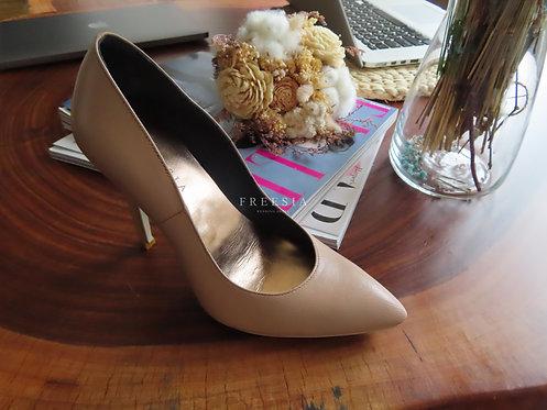 小羊皮 FREESIA 手工訂製鞋
