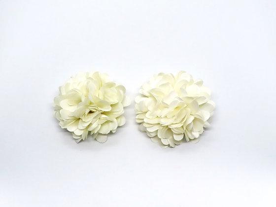 愛心狀繡球花