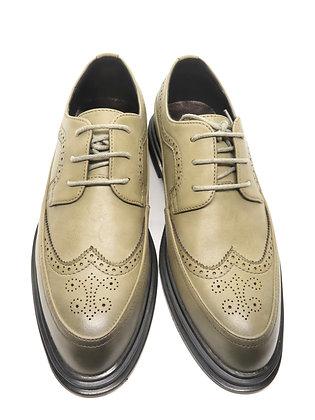 布洛克雕花紳士男鞋