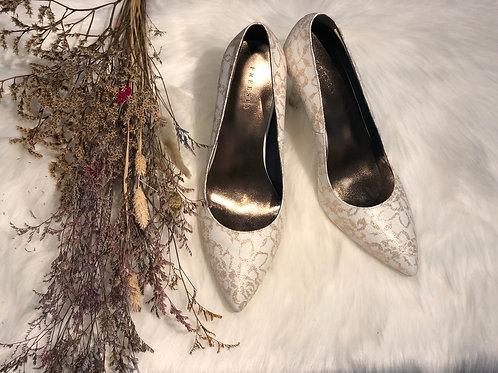 蕾絲 FREESIA 手工訂製鞋