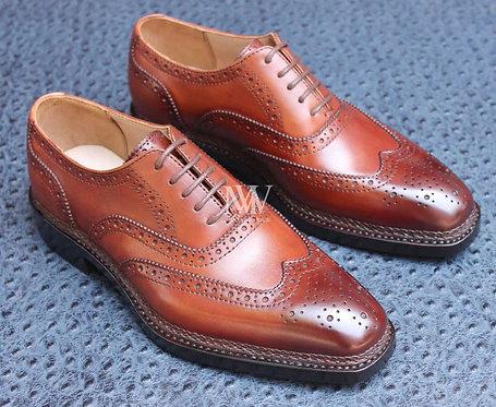 全手工 挪威式縫法 男鞋 & 牛津