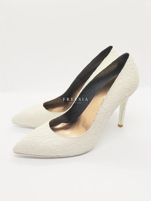 FREESIA手工訂製鞋 蕾絲
