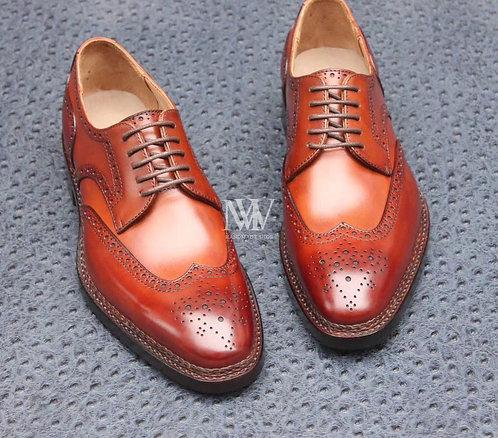全手工 挪威式縫法 男鞋 & 德比