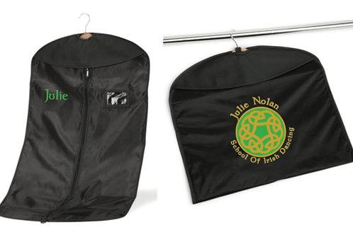Costume Bag Personalised - JULIE NOLAN IRISH DANCING