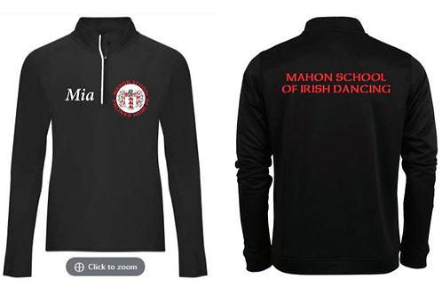 Sports 1/4 Zip -  Mahon School of Irish Dancing