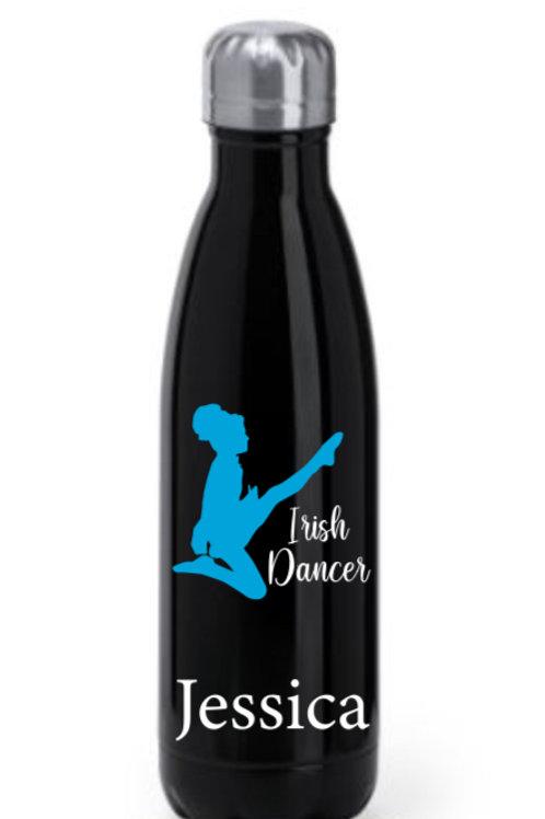 Irish Dancer Bottle - personalised