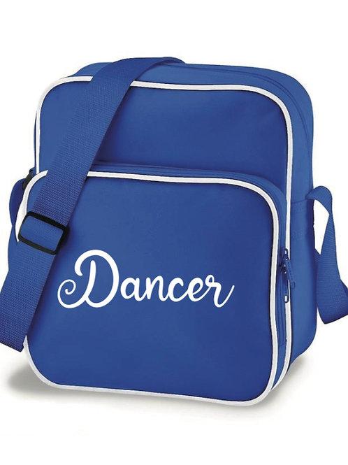Dancer Messanger Bag - Blue