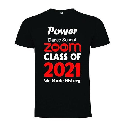Zoom T-shirt - Power Dance
