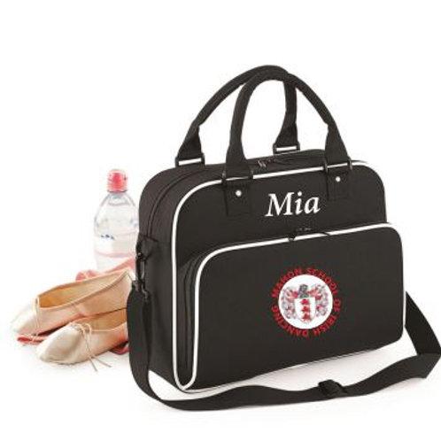 Personalised Dance Bag -Mahon School of Irish Dancing