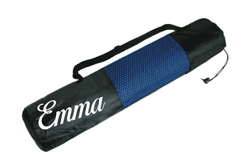 Yoga Mat in carry bag - any name