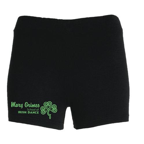 Cotton Shorts - Mary Grimes school of Irish Dancing