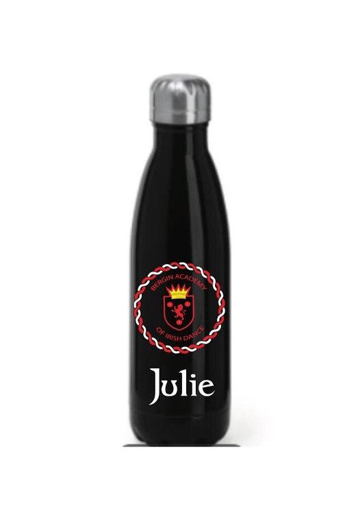 Bergin Academy Water Bottle Personalised