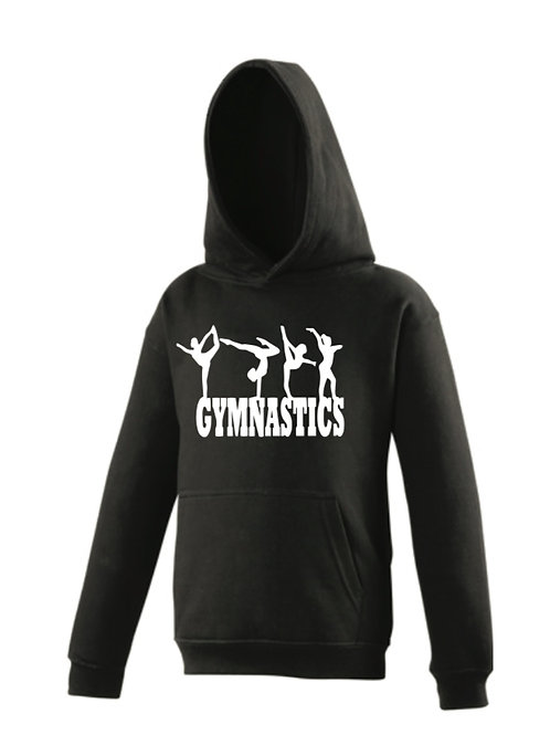 Hoodie - Gymnast (Name optional)