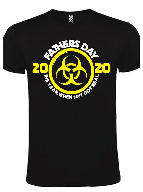 Fathers Day t-shirt - Quarantine 2020