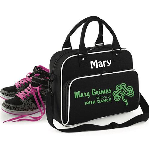 Dance bag - Mary Grimes school of Irish Dancing