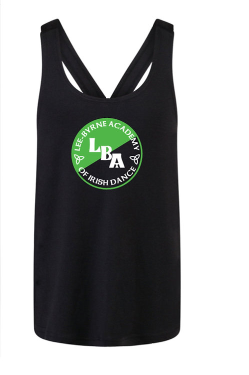 Sports Vest with straps- LEE BYRNE ACADEMY