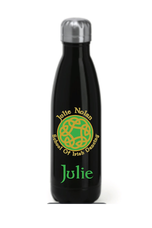 Water Bottle - personalised JULIE NOLAN IRISH DANCING