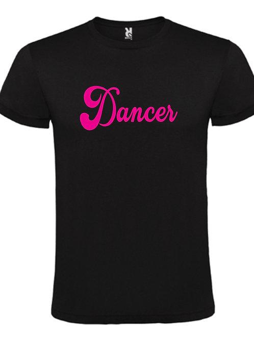 Black dancer tee
