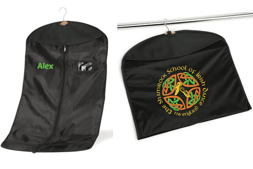 Costume Bag Personalised - SHAMROCK SCHOOL