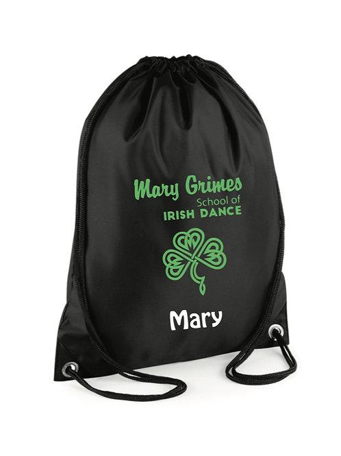 Gym Sac - Mary Grimes school of Irish Dancing