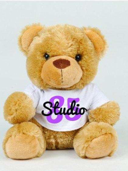 Studio 85 School Teddy