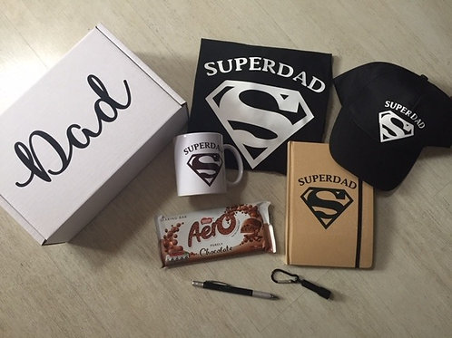 Fathers Day Gifts in gift box