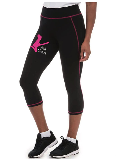 Irish Dancer Sports Leggings