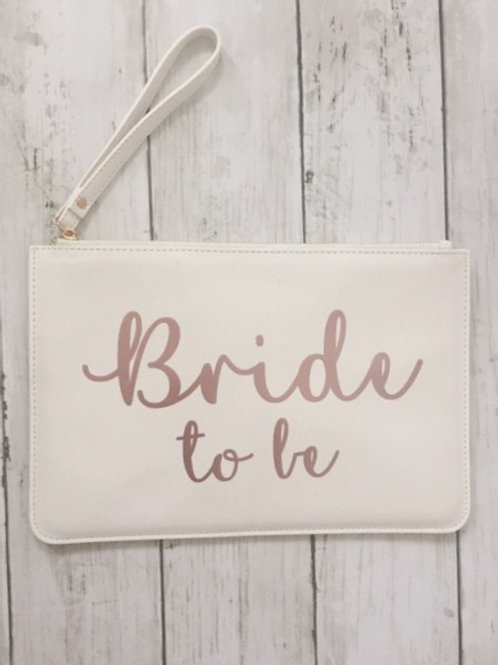 Personalised Boutique Accessory Pouch - Any text