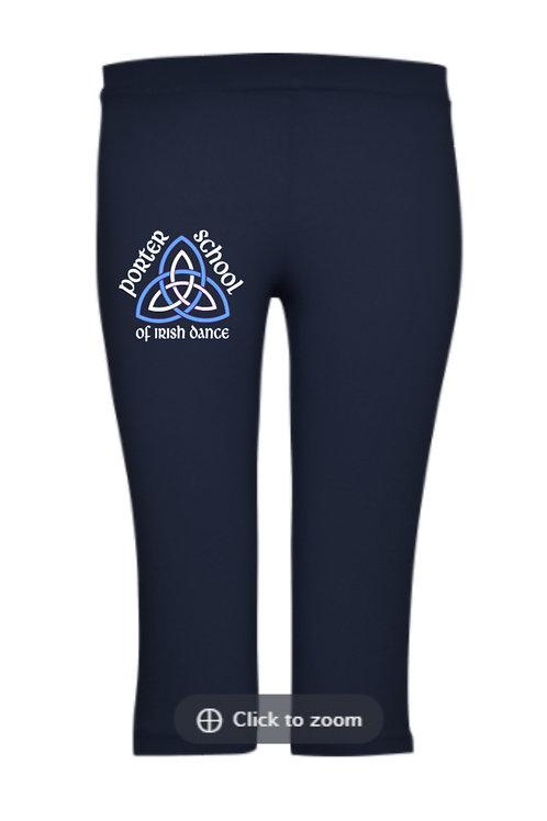 Knee length Cotton leggings - Porter School