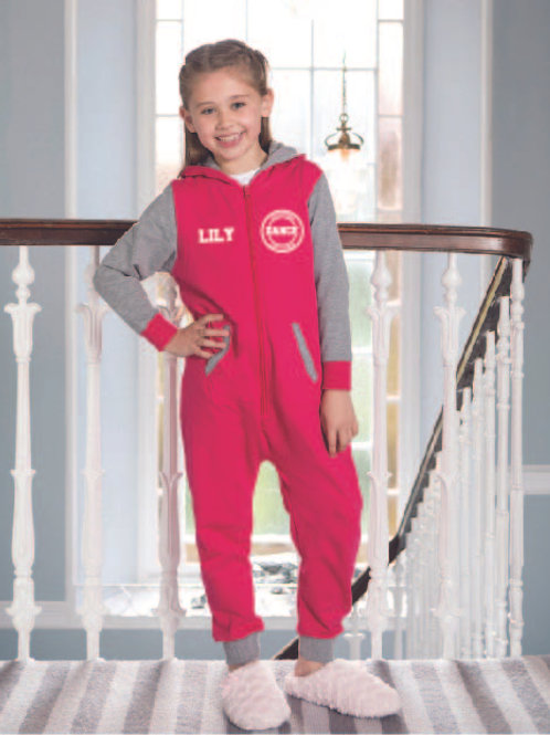Adult- Love Dance contrast onesie