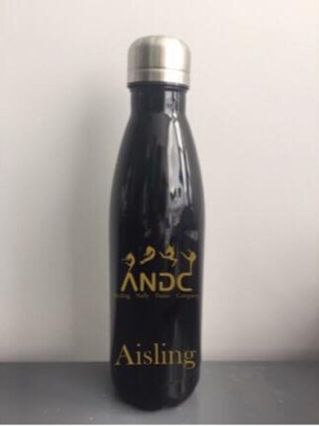 A.N.D.C personalised Water bottle