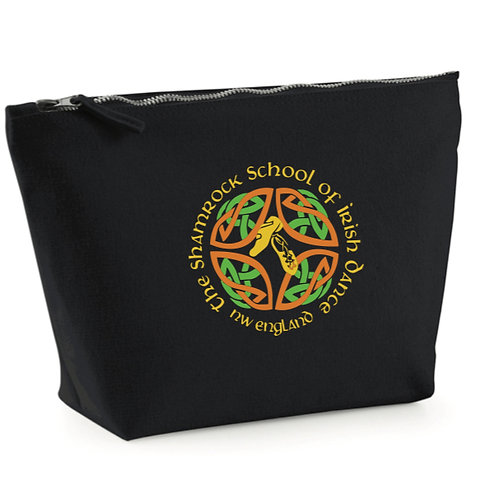 Makeup Bag Personalised SHAMROCK SCHOOL
