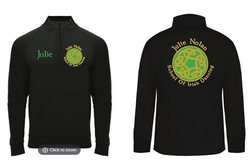 1/4 Zip Sports Jacket- JULIE NOLAN IRISH DANCING