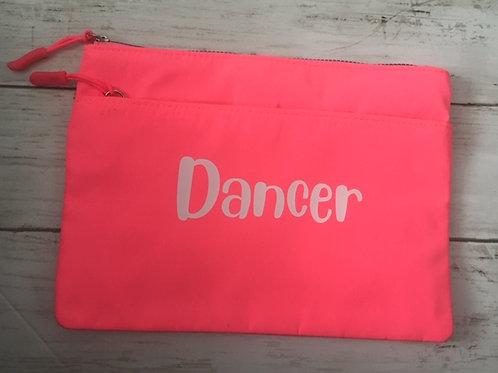 Pink Accessory bag - Dancer