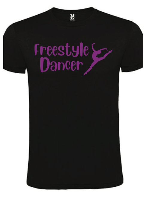 Freestyle Dancer T-Shirt