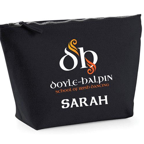Doyle Halpin Makeup Bag Personalised