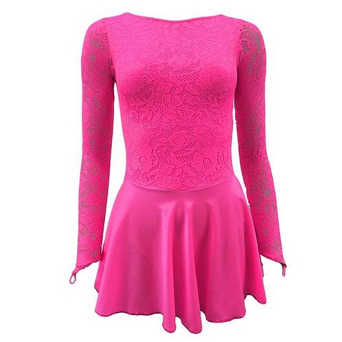 Irish Dance 3-4 Pink in between dress