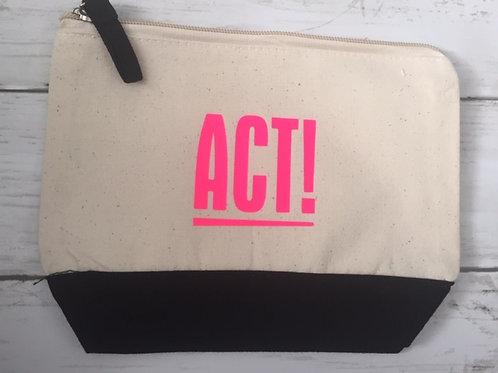 Makeup Bag  - Act