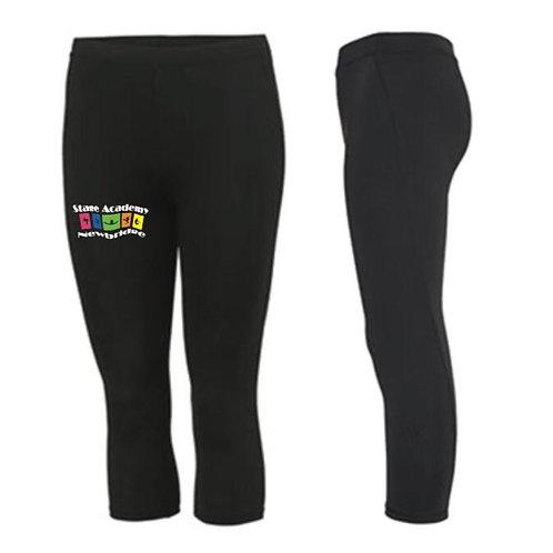 3/4 length sports leggings -  Stage Academy Newbridge