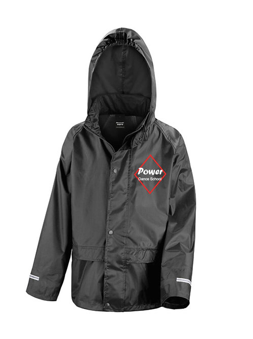 Power Dance - Rain Jacket