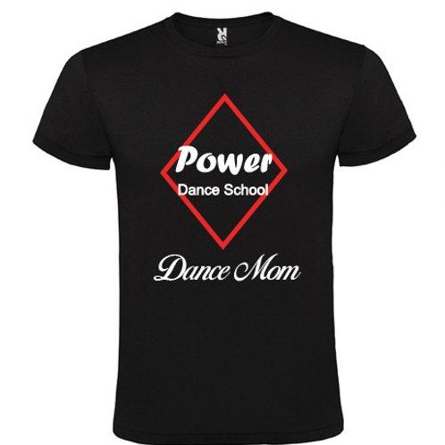 Dance Mum / Dad Sports T-Shirt - Power Dance